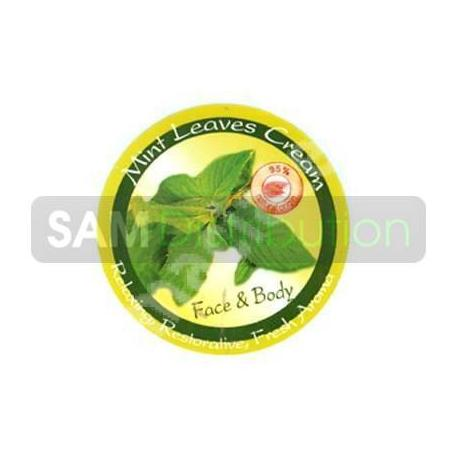 Herbagen Crema Fata Si Corp Mint Leaves 1000ml