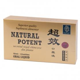 Natural Potent (12 cutii) - potenta tratament