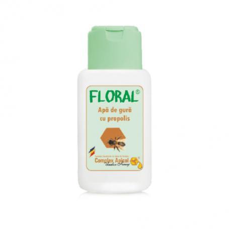 Apa de gura cu propolis Floral,75 ml Complex Apicol