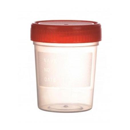 Recipient urocultura steril sumar urina urocultura, 120 ml, Minut