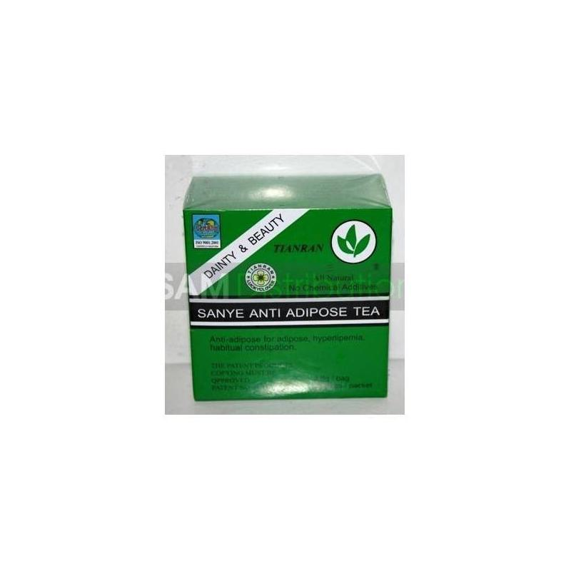 Detoxifiere cu ceai verde