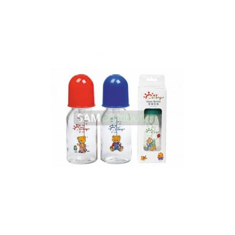 Sun Delight Biberon din sticla 125 ml