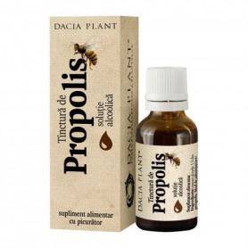 Tinctura de Propolis, 20 ml, Dacia Plant