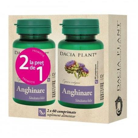 Anghinare capsule, 60 + 60 gratis, Dacia Plant