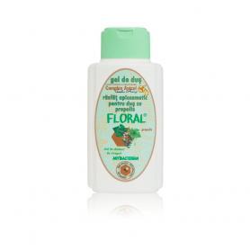 Floral, gel de dus, cu propolis, 250ml, Complex Apicol