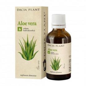 Tinctura de Aloe, 50 ml, Dacia Plant