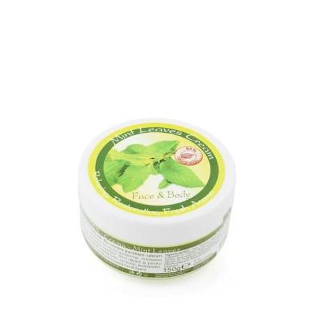 Crema de fata si corp Mint Leaves Herbagen