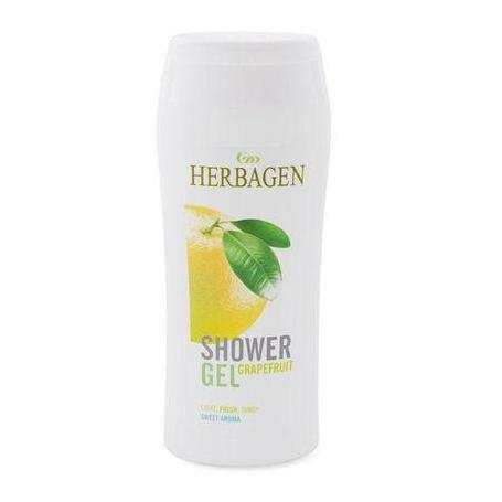 Gel de dus Grapefruit, 250ml, Herbagen