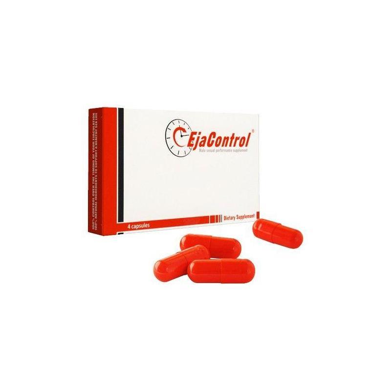 Ejacontrol 4 capsule Zurich Medical Labs