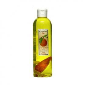 Ulei masaj cu ulei esential de portocale, 250ml, Herbagen