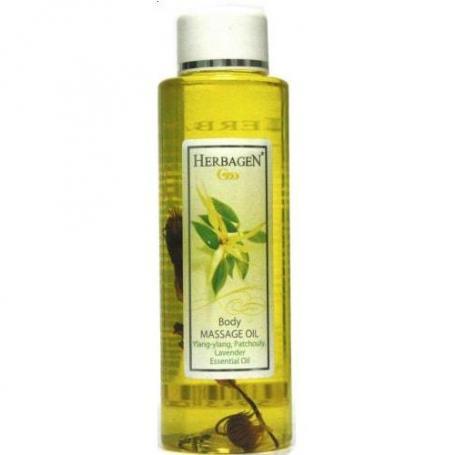 Ulei de masaj relaxant, 100 ml, Herbagen