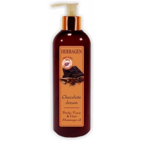 Ulei de masaj cu uleiuri esentiale Bergamota si Grapefruit, 250 ml,