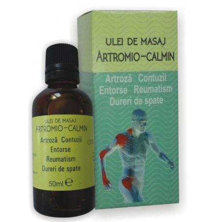 Ulei de masaj, Artromio-calmin, 50 ml, Herbagen