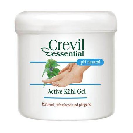 Gel racoritor pentru picioare umflate, dureri reumatice, 250ml, Crevil