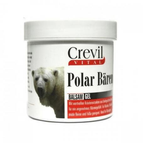 Gel reumatic Forta Ursului Polar, 250 ml, Crevil