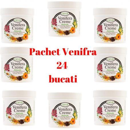 Venifera crema castan salbatic, vita de vie rosie, 250 ml
