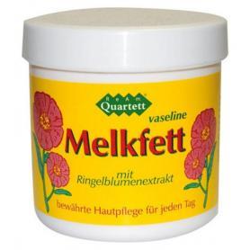 Crema de galbenele, Melkfett, 250ml, Quartett