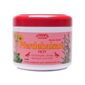 Pferdebalsam Hot (balsam cabalin) 500 ml, Quartett