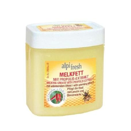 Melkfett, alifie cu extract de Chilii si Propolis, 125ml, Alpifresh