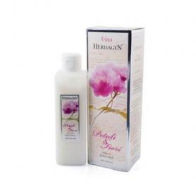 Lapte de corp parfumat, Petali Fiori, 200ml, Herbagen