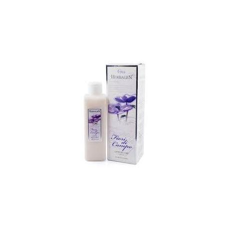 Lapte de corp parfumat Fiori Di Campo, 200 ml, Herbagen