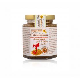 Elixirium Silueta pentru scaderea in greutate cu miere si scortisoara, Complex Apicol