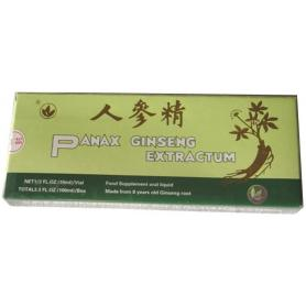 Panax Ginseng,10fiole buvabile, Minerva