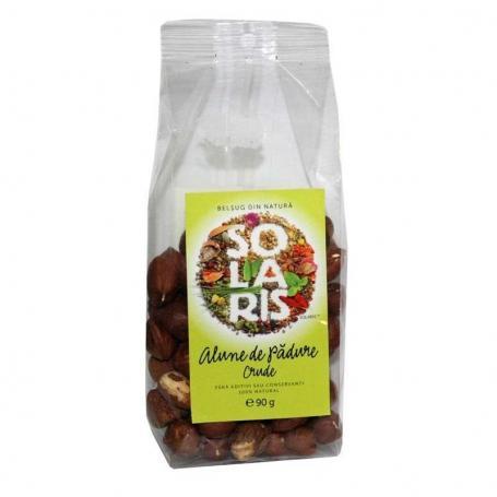 Fructe crude alune de padure, 90 g, Solaris