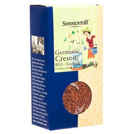 Seminte germeni Creson Eco, 120 gr, Sonnentor