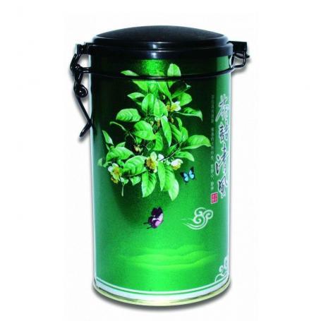 Ceai Verde Superior, 100 g, cutie metalica, Naturalia Diet