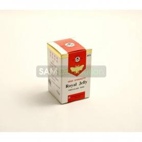 Royal Jelly, 30 capsule, Sanye Intercom