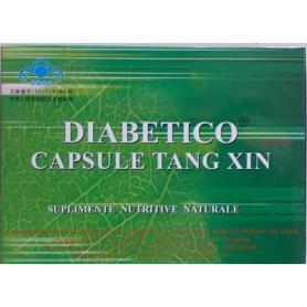 Diabetico, 18 capsule Tang Xin