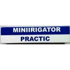 Mini irigator practic, 125 ml, Mev Plastic - igiena intima