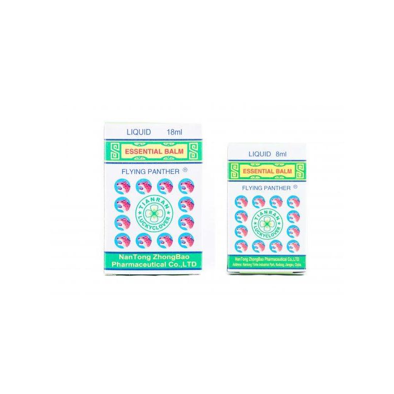 Essential Balm lichid, 18 ml, China