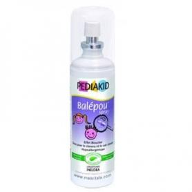 Spray natural Balepou, paduchi de cap, 100 ml, Pediakid