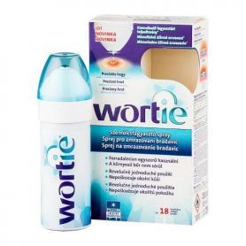 Wortie spray, solutie, tratament pentru negi, veruci