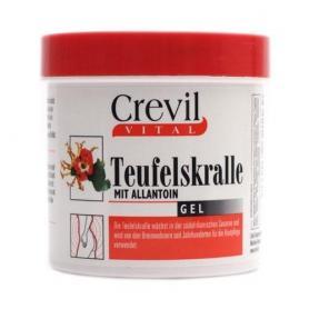 Crema - gel antiinflamator, Gheara Dracului, 250 ml, Crevil