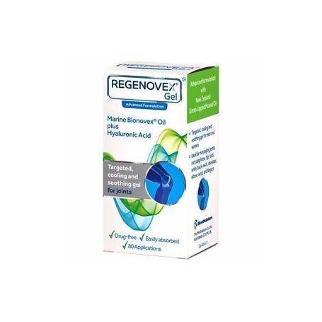 Regenovex gel, 40 ml, Mentholatum