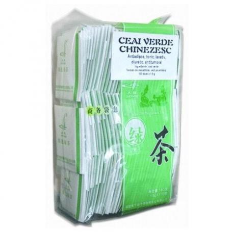Ceai pentru slabit, Naturalia Diet ceai verde de slabit