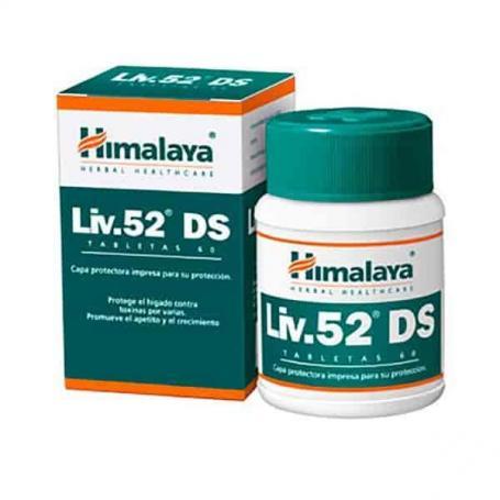 Liv 52 DS, 60 tableta, Himalaya India