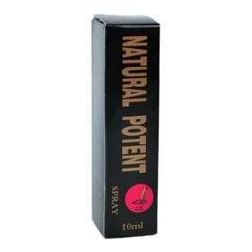 Natural Potent spray, Ejaculare Precoce,10 ml, Naturalia Diet