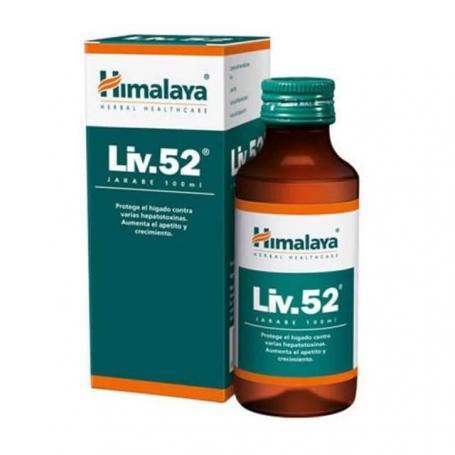 Liv 52 sirop,100 ml, Himalaya