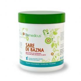 Gel antireumatic cu sare de Bazna, 250 ml, Biomedicus