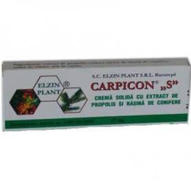 Carpicon, supozitoare hemoroizi