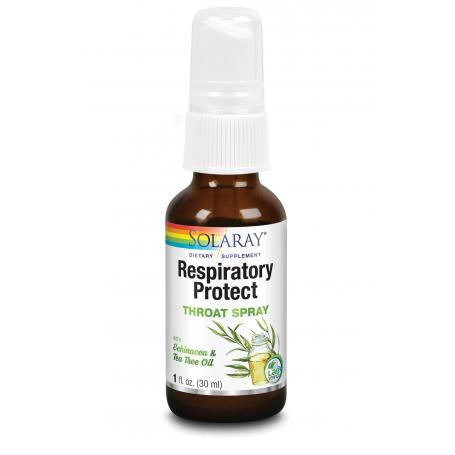 Respiratory Protect Throat Spray