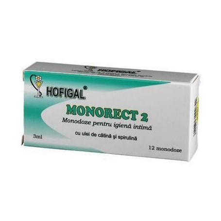 Monorect 2 , supozitoare hemoroizi, fisuri anale de la Hofigal