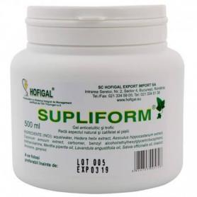 Supliform gel, celulita, vergeturi, metoda de slabit, Hofigal
