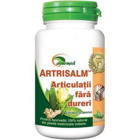 Artrisalm, 50 tb sistem osos articulatii, Star International