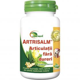 Artrisalm, 100 tablete, Ayurmed
