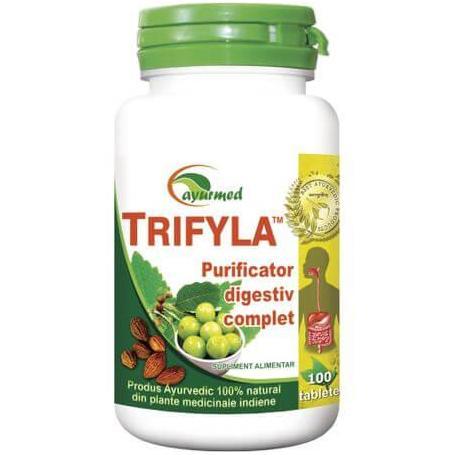 Trifyla, 100 tablete, Ayurmed